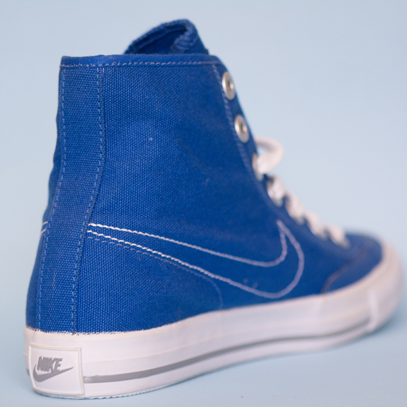 scarpe donna nike go mid 434497 blu