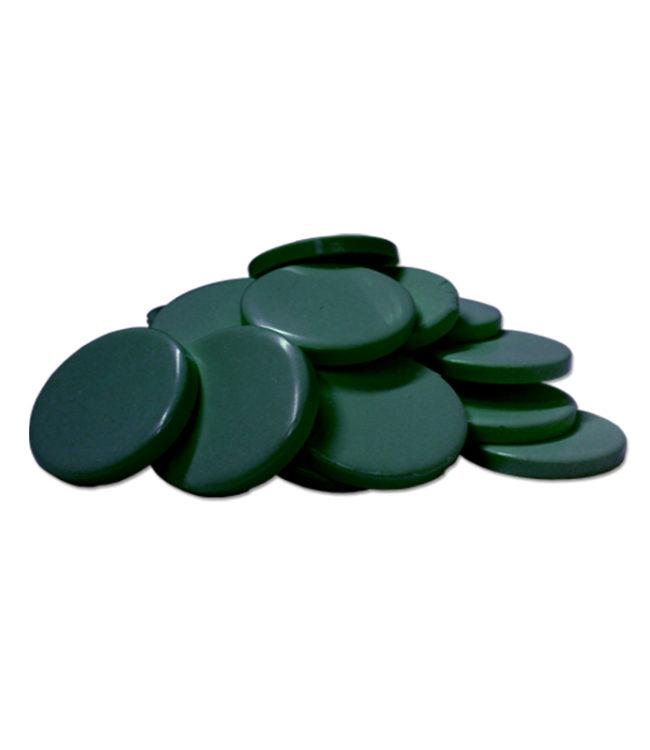 dischetti resina ceretta epiltech verde epic