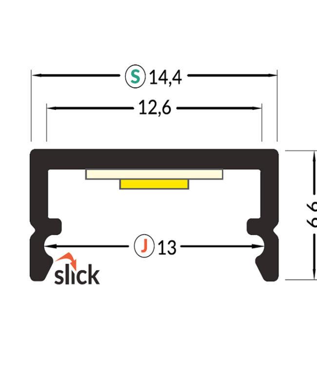 profilo alluminio per led begton