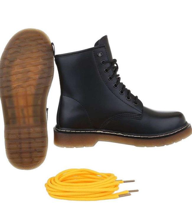 Ankle boots comodi e bassi da donna
