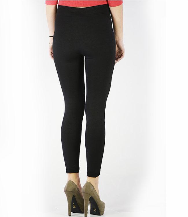 pantacollant leggins nero dietro 1